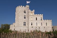 Le château d'Hardelot, Condette