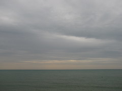 Cloudy skies over Lake Michigan (SchuminWeb) Tags: county sky lake clouds dark illinois ben cloudy michigan web great gray lakes cook july il evanston chicagoland 2013 schumin schuminweb