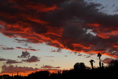 Sunset on Summer 2013 (Az Skies Photography) Tags: sunset red arizona sky orange cloud sun black rio set skyline clouds canon skyscape eos rebel gold golden 21 salmon az september rico vernal equinox vernalequinox arizonasky arizonasunset 2013 riorico rioricoaz 92113 t2i arizonaskyline canoneosrebelt2i eosrebelt2i arizonaskyscape september212013 9212013
