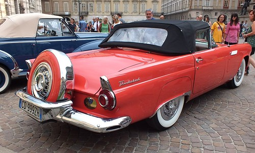 Ford Thunderbird 1955 (5)