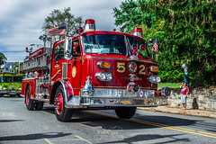 DSC_8122 (IrishEyezPhotography) Tags: rescue tower truck engine utility parade ladder firefighter command apparatus upland delawarecounty delco fireapparatus firemensparade
