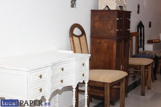 La carlota finaliza con la clausura del taller de pintura - Muebles en la carlota ...