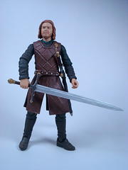 Game of Thrones: Legacy  Ned Stark  Front (BurningAstronaut) Tags: game ice toy actionfigure fire action song collection figure stark ned legacy loose thrones funko thehand kingslanding seanbean gameofthrones legacycollection asongoficeandfire nedstark thehandoftheking
