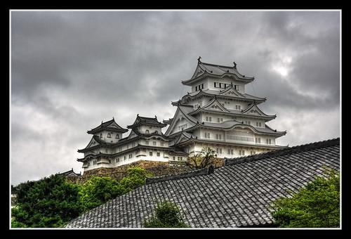 Himeji J - Himeji-jo White Heron Castle 02