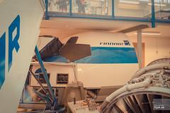Finnair Douglas DC-9-51 Link-Miles Flight Simulator (hjakse) Tags: museum finland helsinki finnland finnair vanda fi helsingfors simulator trainer hel vantaa ffs nyland efhk dc951 flygmuseum linkmiles suomenilmailmuseo