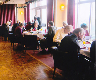 Dec 2012 Christmas Lunch 03