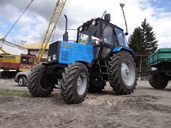 DSC02004 (Alex31105) Tags: tractor belarus mtz 82 trecker schlepper беларусь 892 трактор мтз