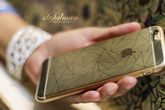 iPhone 6 Gold (hisalman) Tags: 6 canon gold bokeh iphone