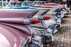16052015-_DSC5862 (Jlemes) Tags: old pink blue bw white black cars ford chevrolet brasil night truck de bikes cadillac harley curitiba ornaments carros motorcycle rod hood rolls parana davidson hdr royce encontro maverick caminhao antigos