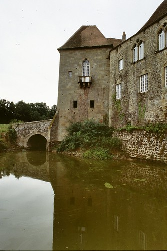 Buxières-les-Mines (Allier)