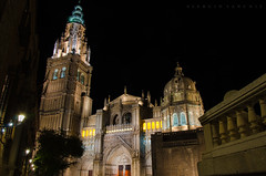 Catedral Sta. Maria - Toledo (sergio.nvs21) Tags: catedral cathedral toledo arquitecture arquitectura nikon d7000