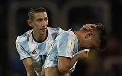 L'ARGENTINA CROLLA CONTRO IL PARAGUAY