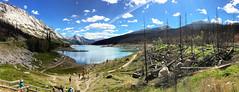 Medicine Lake (Jade Prints) Tags: jasper canada rocky mountains rockies alberta medicinelake