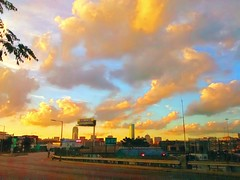 (Brooks Payne) Tags: brooksbos boston brooks city color colour colours clouds colorful colors evening geotagged light massachusetts newengland sky summer skyline southboston southie motorola motog