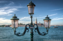 San Giorgio Maggiore through the street lamps (AnnieWilcoxPhotography) Tags: october nikon awp wwwanniewilcoxcouk venetian mediterranean hdr 2016 giudeccacanal texture anniewilcoxphotography photographytechnique venezia sangiorgiomaggiore adriaticsea travellingwithacamera hdri cloud photography streetlamp photomatix streetlight d7000 europe travelphotography anniewilcox highdynamicrange