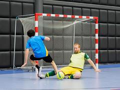 PA211199.jpg (Bart Notermans) Tags: coolblue bartnotermans collegas competitie feyenoord olympus rotterdam soccer sport zaalvoetbal