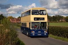East Lancs Fleetline (MCW1987) Tags: wmpte west midland travel bammot wythall preserved 6757 leyland fleetline sda757s east lancs lancashire