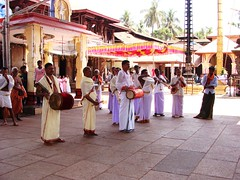 Musical instruments in temple ritual - 1 (v s raam (on/off)) Tags: mookambika kollur udupi mangalore karnataka sakthi shakthi sakti shakti sankara sankaracharya shankaraycharya adi shankara sankaraycharya shankaracharya energy primodial ratha chariot rathotsava music instrument blowinginstrument bali bhutha bhootha sreebhoothabali sreebhuthabali bhoothabali bhuthabali butha bootha