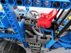 10e (nikolyakov) Tags: lego legotechnic eurobricks pneumatic logging skidder moc tc10