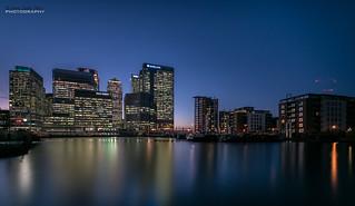Canary Wharf {Explore}