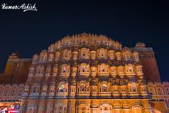 Oh you beauty - Hawa Mahal! (Ashk81) Tags: hawa mahal hawamahal royalrajasthan incredibleindia longexposure palaces indianpalaces