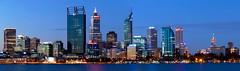 Perth City Skyline_Western Australia