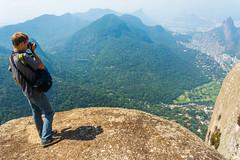 DSC_6069 (sergeysemendyaev) Tags: 2016 rio riodejaneiro brazil pedradagavea    hiking adventure best    travel nature   landscape scenery rock mountain    high green   summit