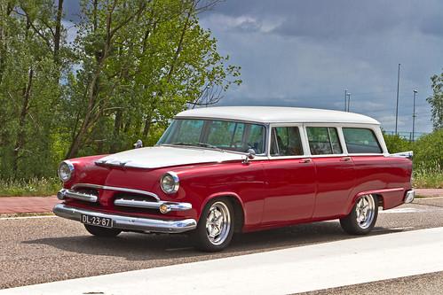 Dodge Royal Sierra Wagon 1956 (1590)