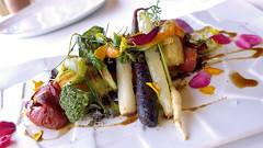 La Calndula (2016) (encantadisimo) Tags: verduras pimiento brcoli zanahoria esprragos maz calabacn