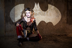 Harley Quinn (azproduction) Tags: anime cosplay fotocon fotocon2016 game girl harleyquinn batman dccomics dc bombshell