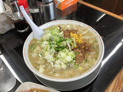 3  (shimashimaneko) Tags: food  ramen  niigta  ojiya  japan