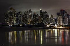 Panama (Bernai Velarde-Light Seeker) Tags: skyline panama city central centro america bernai velarde sea mar ocean oceano pacific pacifico buildings edificios apartments apartamentos