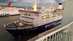 Stena Europe & Oscar Wilde (andrewjohnorr) Tags: stenaeurope stenaline oscarwilde irishferries ferries rosslare