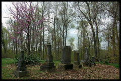 Chapel Hill Cemetery (The Lone Wadi Archives) Tags: chapelhillcemetery graveyard headstones tombstones gravestones death finalrestingplace rural remote lonesome crittendencounty kentucky