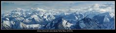 Pena Mea mirando al Este. (Diego Rai) Tags: montaa mountain peak snow nieve senderismo hiking asturias diego rai pea mea