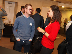 20-10-16 Cross Chamber Young Professionals Networking Night IV - PA200068
