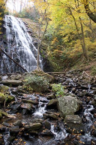 Blue Ridge Parkway 183 - Crabtree Falls