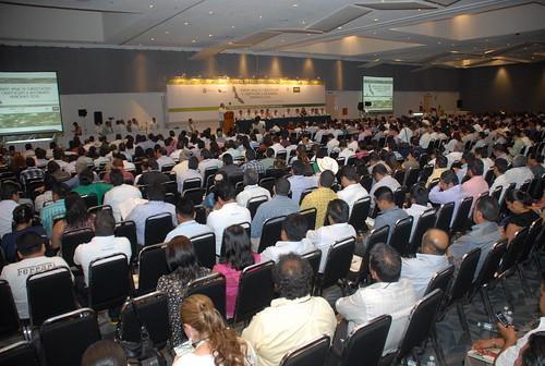 El gobernador Javier Duarte de Ochoa asistió a la Firma de Convenio de Colaboración Administrativa entre el ORFIS y la SEFIPLAN 1