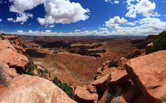 Canyonland (stephaneallain) Tags: canyon canyonland desert moab gorge