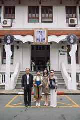 "QUAN_021 (also know as ""PapaPenguin"") Tags: chulalongkorn graduation photographer chula cu"