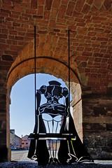 """Flaveurs coquines"" (Ombre&Lumiere) Tags: grandest moselle 57 patrimoine lorraine vestiges fortifications bitche portedestrasbourg"