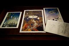 SCHUITEN & PEETERS (revelinyourtime) Tags: schuiten schuitenpeeters françoisschuiten exhibition paris parismuseums machinesadessiner illustration artsetmetiers crayon pencildrawing belgiancomics comicart bandedessinee bd
