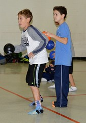 TRC 113016 035 (Tolland Recreation) Tags: boys girls kids children youth tweens sports dodgeball recreation fitness exercise game contest competition balls throwing tolland connecticut