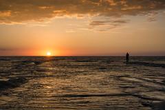 Contemplazione (Irene TP) Tags: sicilia sicily trinacria scaladeiturchi nikon d7100 sunset colors sea