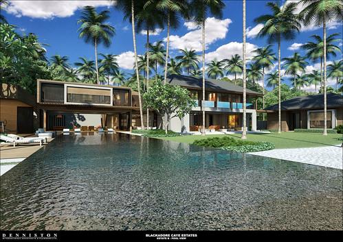Экологический курорт на приватном острове Леонардо Ди Каприо