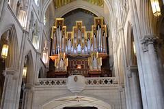 Pipe Organ - Catedral De La Almudena (rschnaible) Tags: madrid spain espana cathedral church catedral de la almudena building architecture old history historic pipe organ music musical