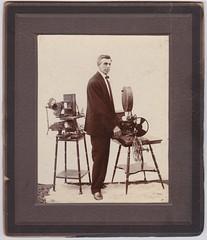 Will Hemsteger movie cameras (Buttons McTavish) Tags: earlymoviecameras movie movies camera cameras 1900s will hemsteger dayton ohio neff