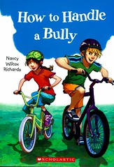 How to Handle a Bully (Vernon Barford School Library) Tags: 9780545985970 nancywilcoxrichards nancy wilcox richards davidsourwine david sourwine bully bullies bullied bullying playground playgrounds playenvironments friendship friends parks bicycles contests exercise physicalfitness vernonbarford fiction fictional novel novels paperback paperbacks softcover softcovers covers cover bookcover bookcovers readinglevel grade2 rl2 quick read quickread quickreads qr