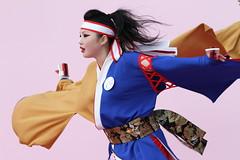 To be the wind (Teruhide Tomori) Tags: kyoto japan dance yosakoi performance よさこい 踊り ダンス 京都さくらよさこい kyotosakurayosakoi festival event spring action マスターの写真 happyplanet asiafavorites