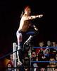 Yoshi Tatsu WWE Smack Down at the O2 Arena Dublin, Ireland
